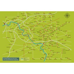 Babbel ned Dialekt-Landkarte